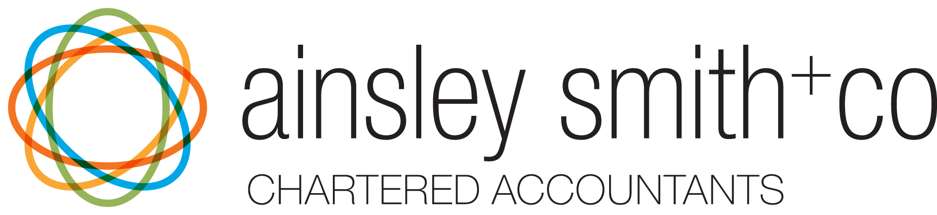Ainsley Smith & Co, Accountants, logo